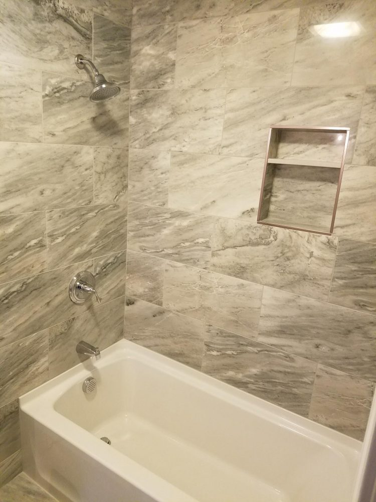 Bathroom Remodel July 2018